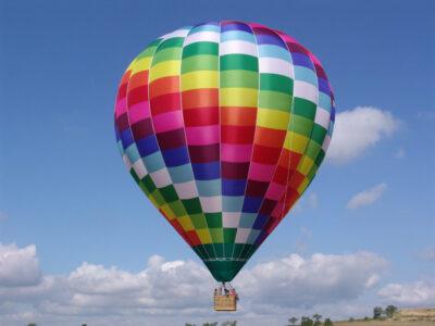 Ballonflug über Ibiza | HETibiza