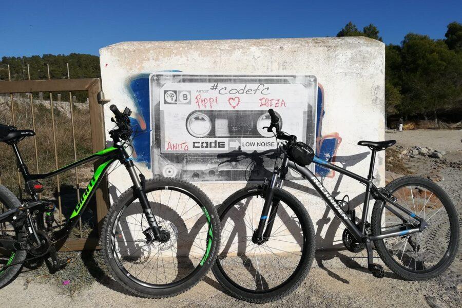 Mountainbike Salines tour   HETibiza