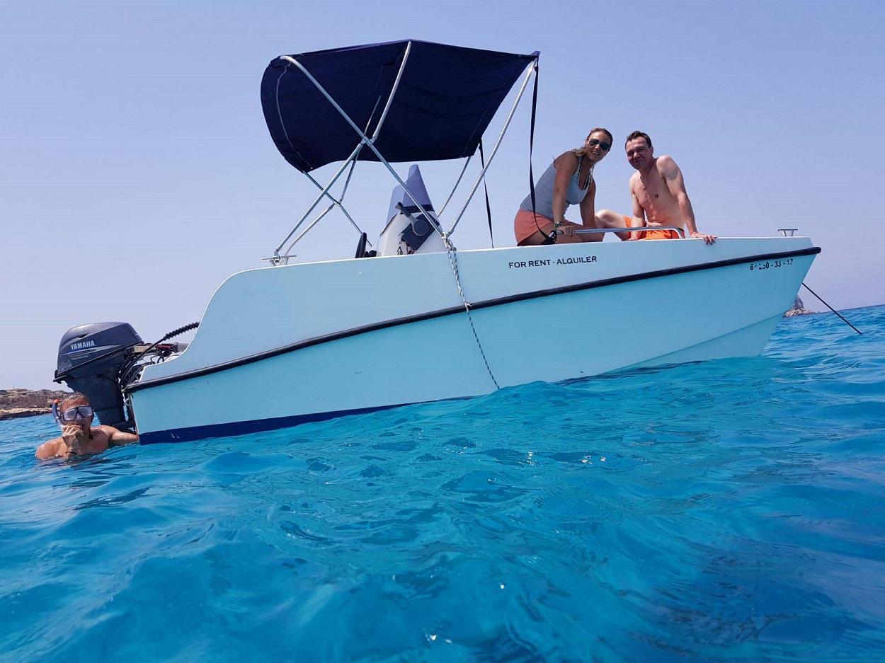 Boot mieten ohne Lizenz | HETibiza