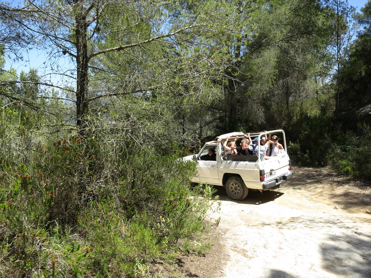 Jeepsafari Ibiza | HETibiza