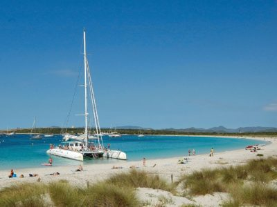 Katamaran Formentera Star | HETibiza