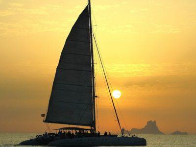 Sunset Katamaran Formentera | HETibiza