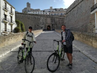 Ibiza Highlights Fahrradtour | HETibiza