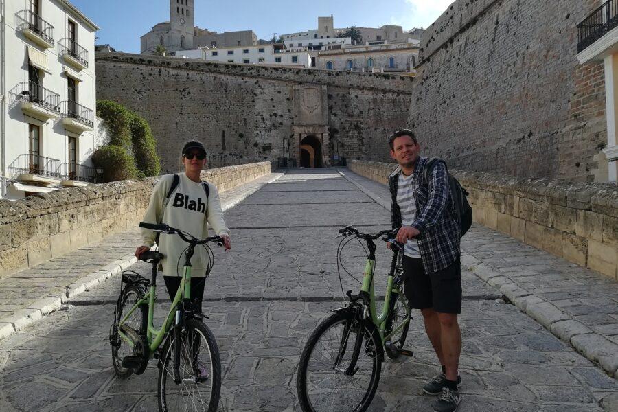Ibiza Highlights Fahrradtour   HETibiza