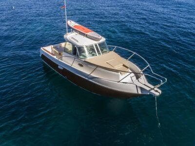Miete Motorboot Faeton Moraga | HETibiza