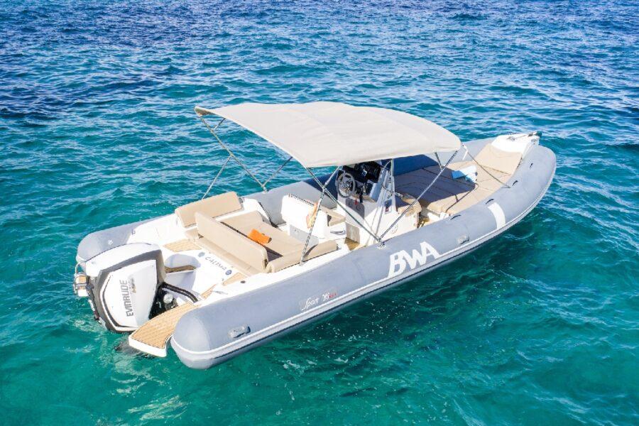 Miete Rippenboot Ibiza | HETibiza