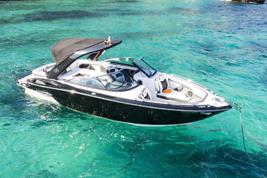 Motorboot Monterey 278 | HETibiza