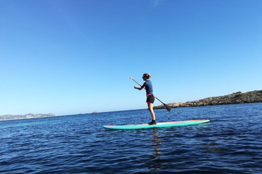 Stand up Paddle   HETibiza