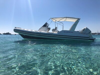 Rippenboot Tagestour | HETibiza